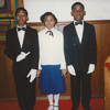 Junior Ushers Rodney, Brittney & Antonio 1994