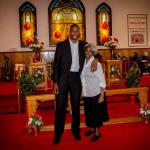 Brother Shakur Cathey, Sister Ruby Pritchett